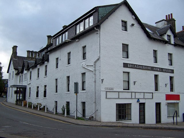 The Breadalbane Arms Hotel