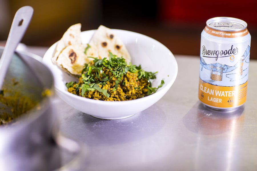 Scotch Lamb Keema - Brewgooder - Clean Water