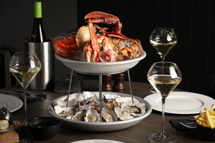 White Horse Oysters and Seafood