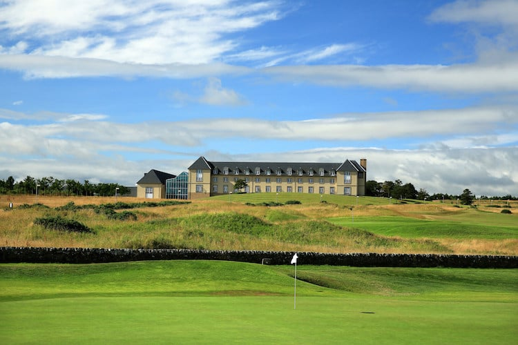 five star hotel experience - Fairmont St Andrews