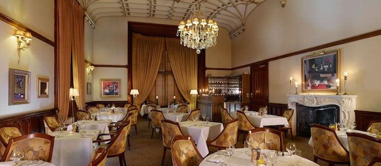 Cristal Restaurant Mar Hall