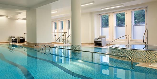 Five star spa experiences - Waldorf Astoria Edinburgh