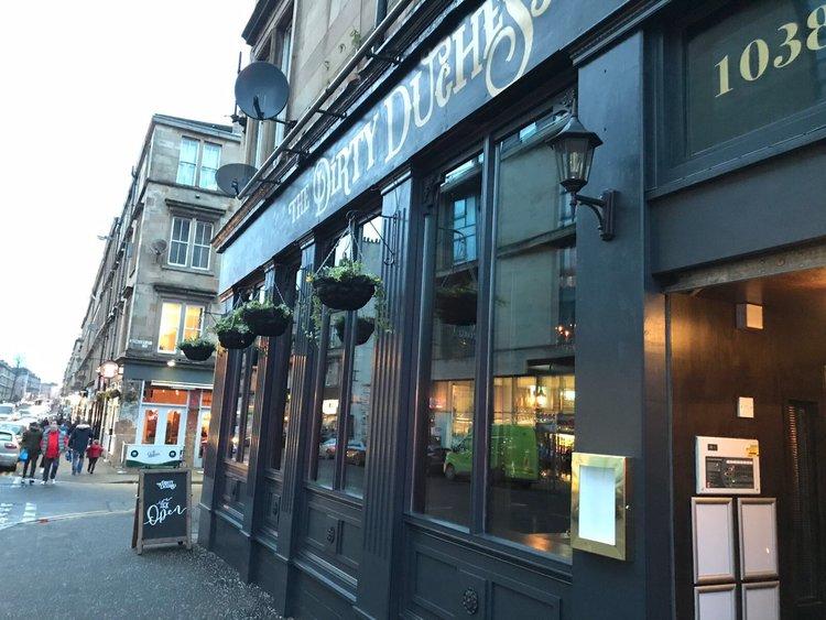 new restaurant openings in Glasgow and Edinburgh