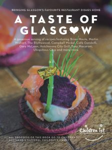 Taste of Glasgow showcases recipes from Glasgow's most notable chefs