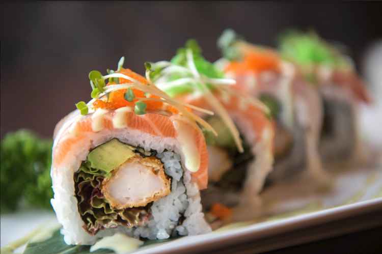 sushi master class