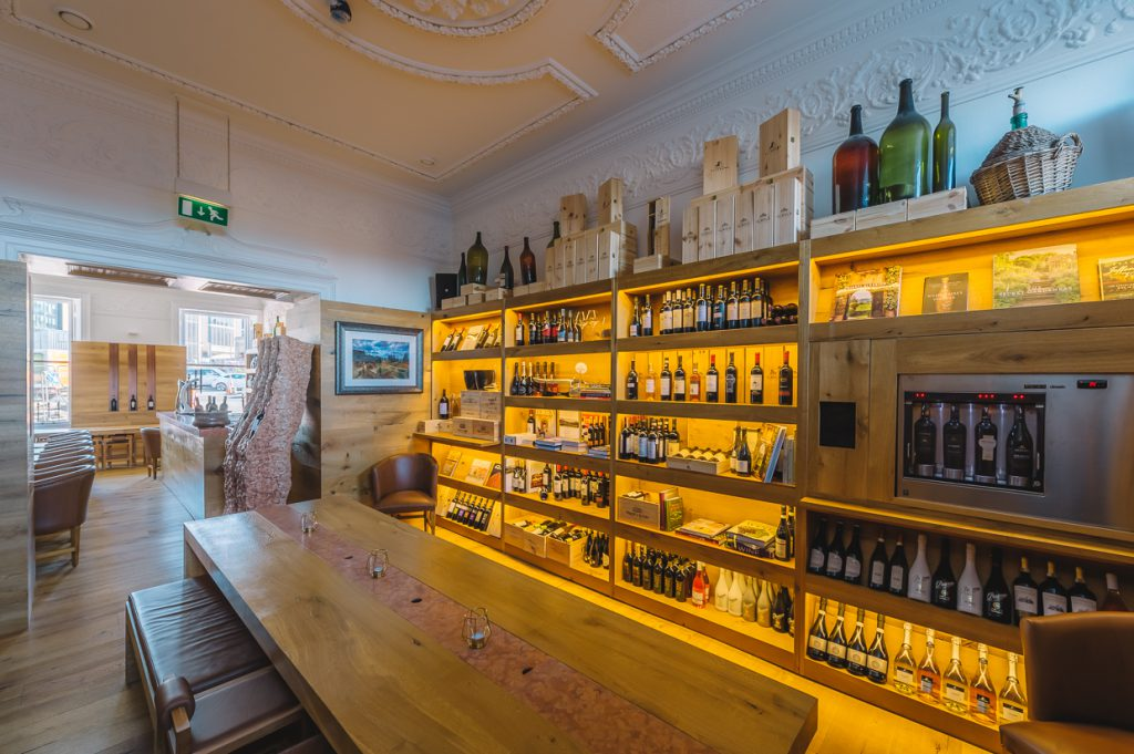 New Edinburgh restaurants