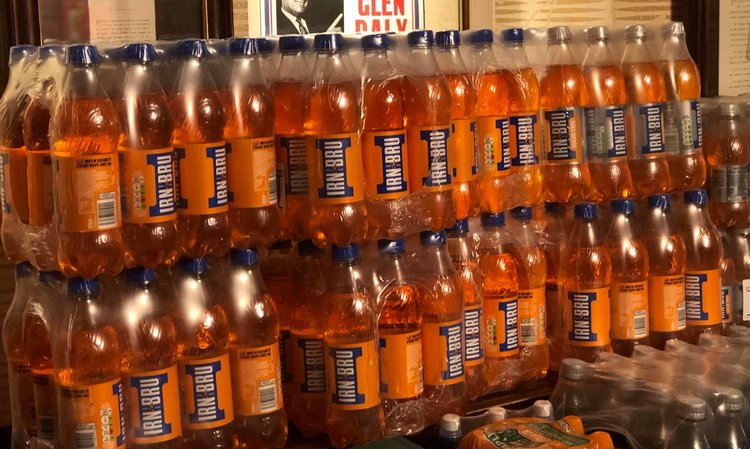 original recipe Irn Bru